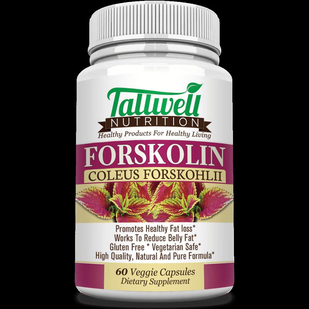 forskolin dosage for ed