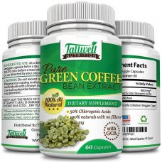 Green Coffee Bean 3 Bottle