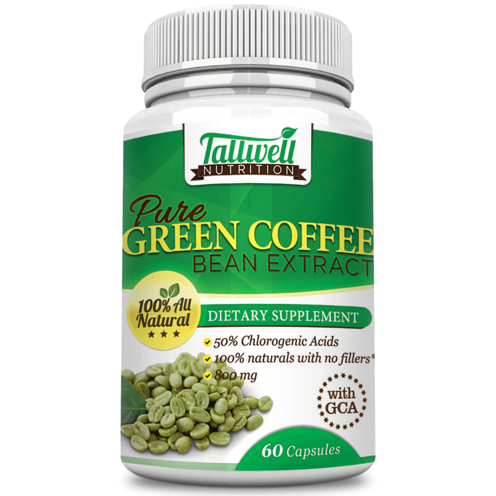 Green Coffee Bean Extract Benefits And Reviews Tallwell Nutrition