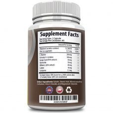 Vision Support Supplement Facts