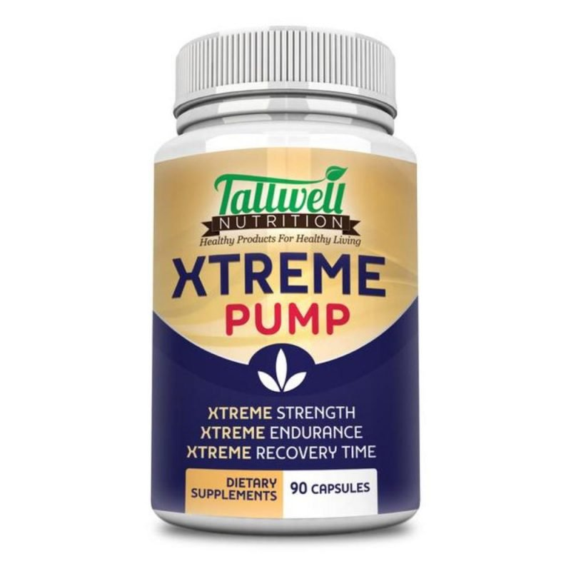 Xtreme Pump – Muscle Building Formula