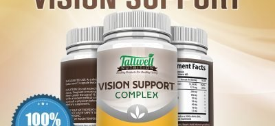 Tallwell Vision Support Complex Eye Vitamins: An In-Depth Review